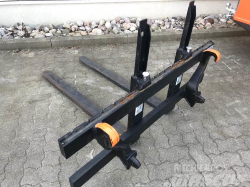 ALÖ Palettengabeln 1.220 mm, 2.500 kg, Euro-Aufnahme