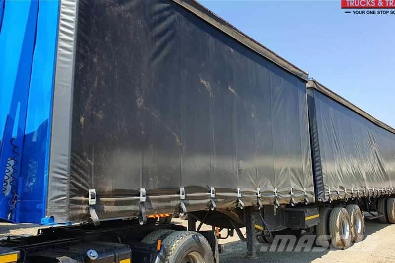 Sa Truck Bodies S A TRUCK BODIES TAUTLINERSUPERLINK