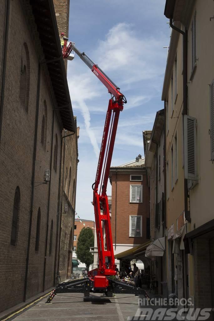 Platform Basket Spider 27.14