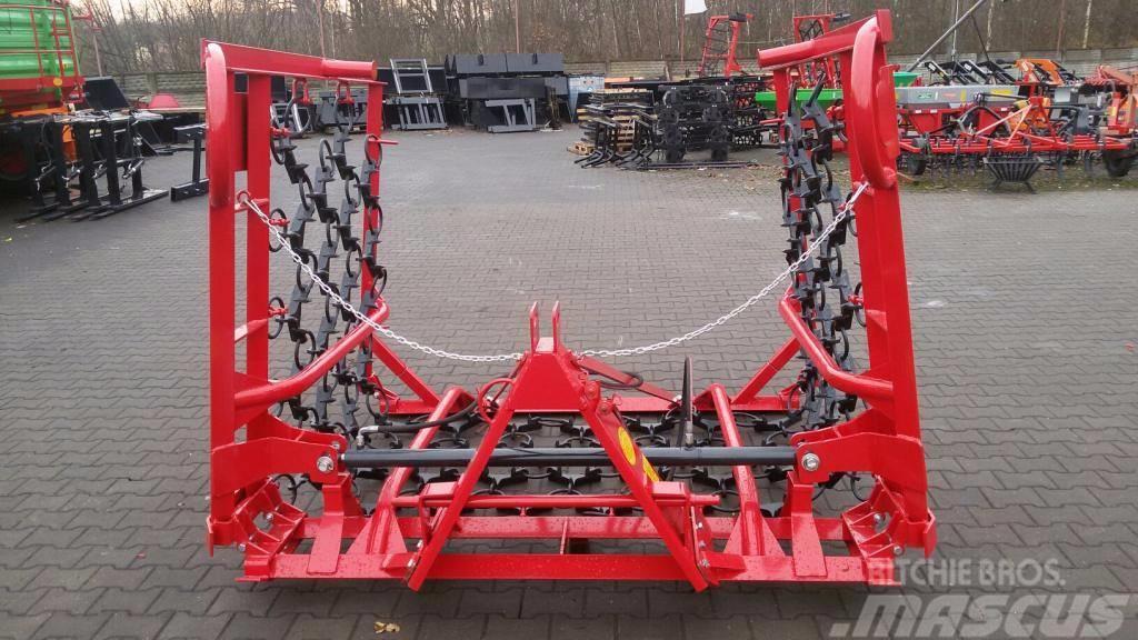 MICHALAK Wiesenegge Field Włóka 6m 5m 4m hydraulic, Grades