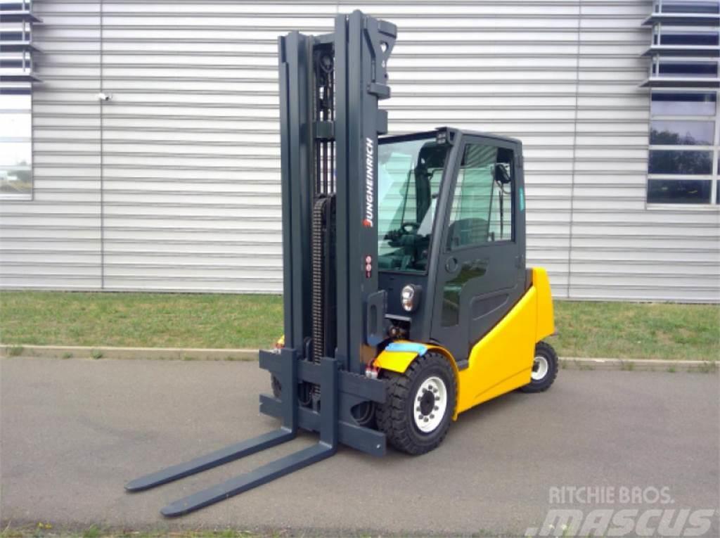 Jungheinrich EFG 540 SP G 120-650 DZ