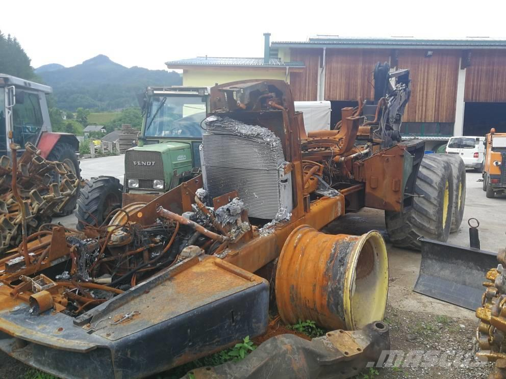 John Deere 1470E Demonteras/Breaking