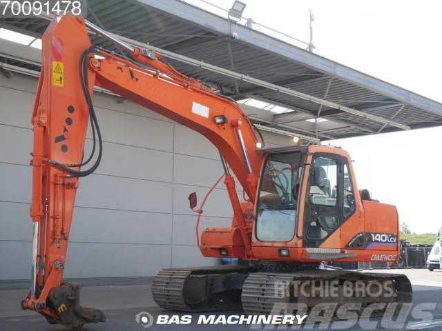 Daewoo Doosan 140 LC-V Track