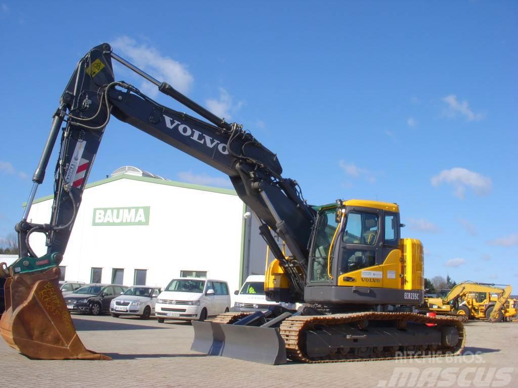 Volvo ECR 235 C L (12000831)
