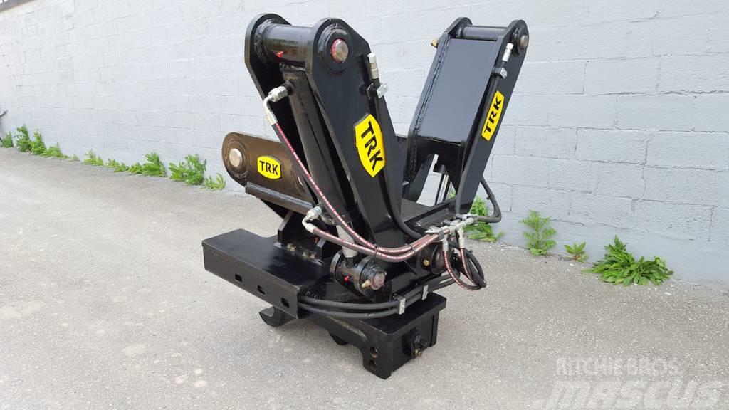 [Other] TRK Tilt-Rotator Coupler