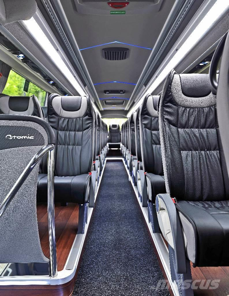 Used Volvo -double-decker-90-pass-ny-2018 coach Year: 2018 for sale - Mascus USA