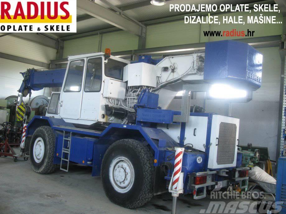 Liebherr LTM 1022