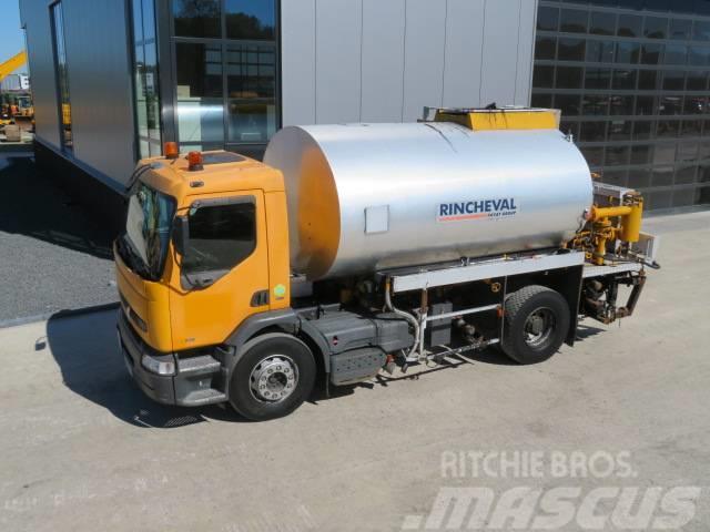 Renault Premium Rincheval BitumenSprayer