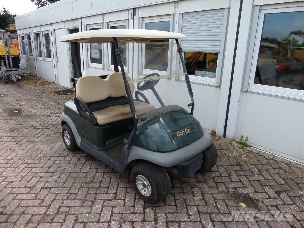 ingersoll rand club car baujahr 2008 golfwagen golfcart. Black Bedroom Furniture Sets. Home Design Ideas
