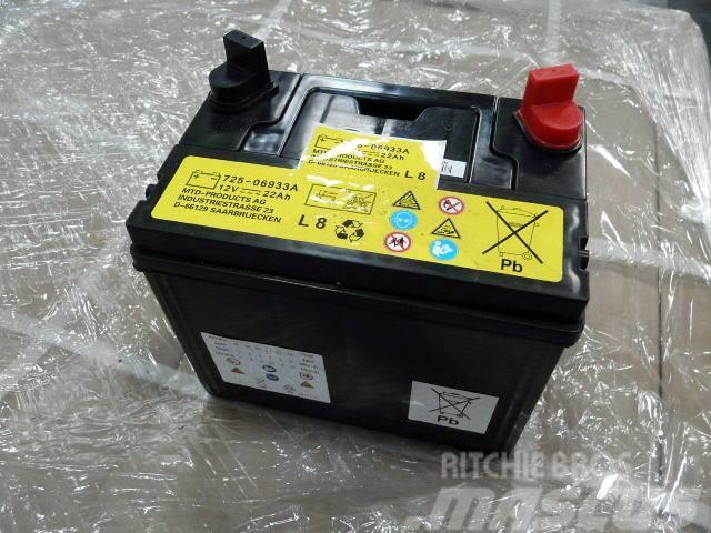 MTD Products 12V - 22Ah