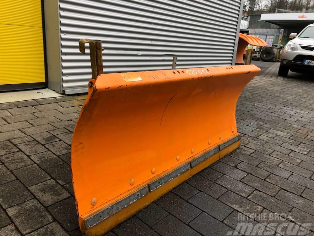Wiedenmann Schneepflug Snowmaster 3803