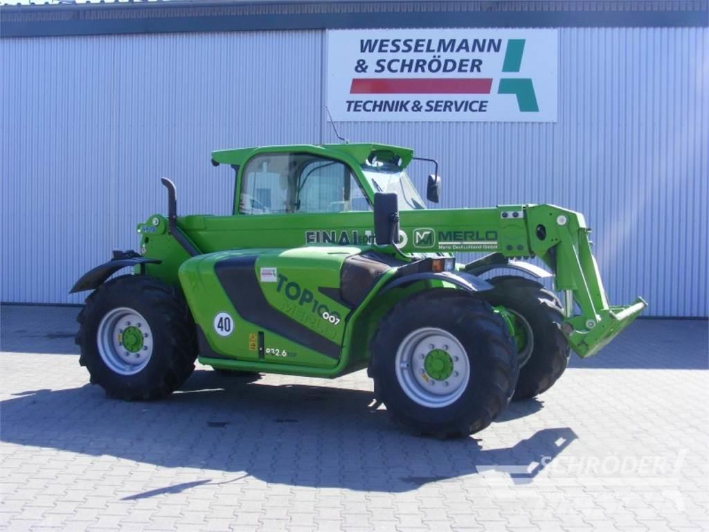 Merlo P 32.6 Top -Edition-