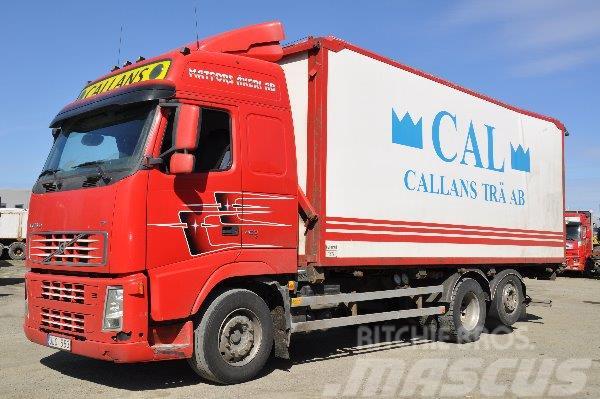Volvo FH12 480 6X2