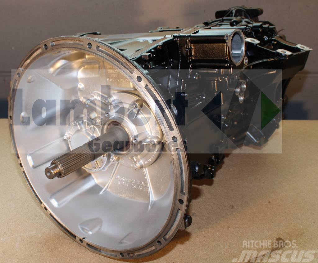 Mercedes-Benz Axor G131-9  715570 Getriebe / Gearbox