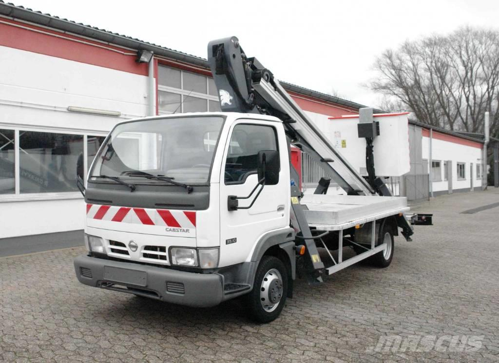Nissan CABSTAR 35.10 Lionlift Galaxy Lift GT 18-12 18m 20