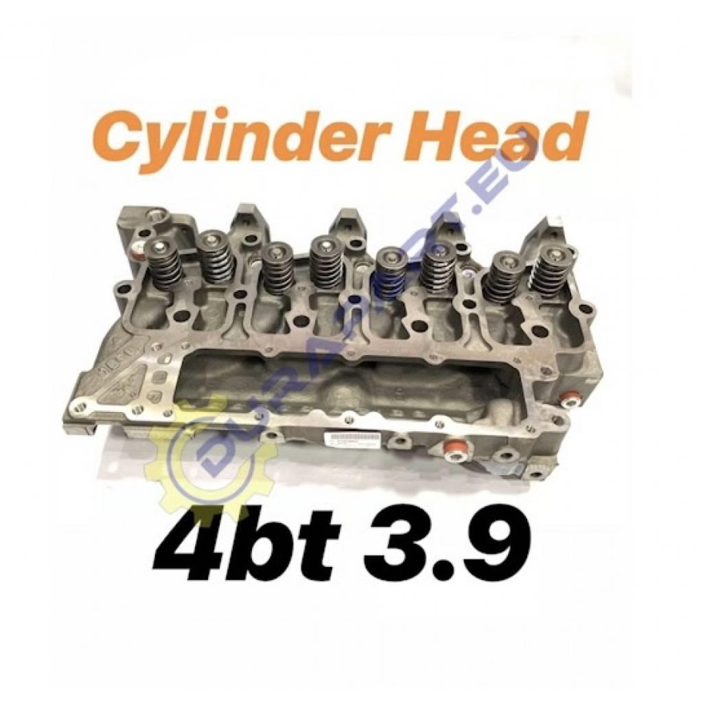 Cummins New 4BT 3.9L 8V Engine Cylinder Head