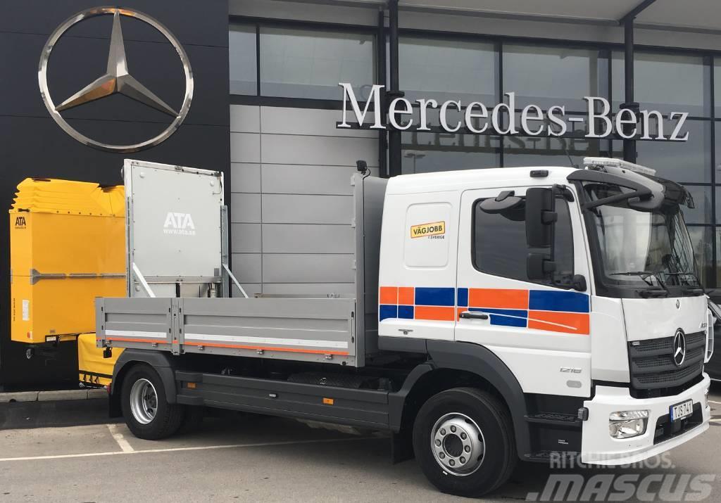 Mercedes-Benz Atego 1218 L TMA bil