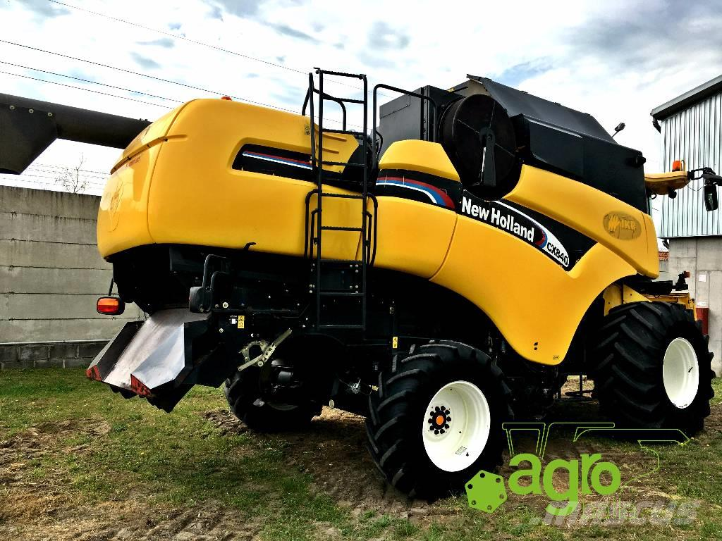 New Holland CX-840 2003-as