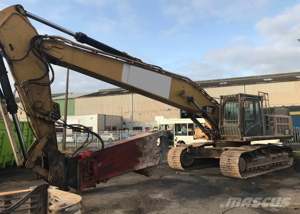 Caterpillar 345 C L , 2007 - Demolition excavators - Mascus