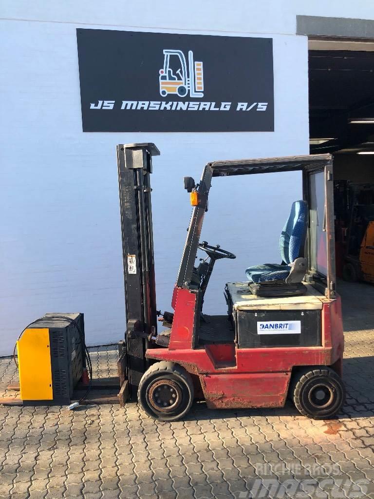 [Other] NYK  1,8 tons med nyere batteri