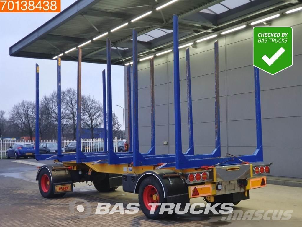 [Other] MHS PO20 Holztransporter 2 axles