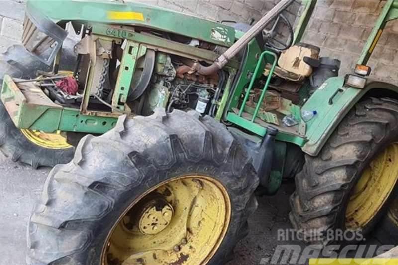 John Deere 6410 4x4 Tractor