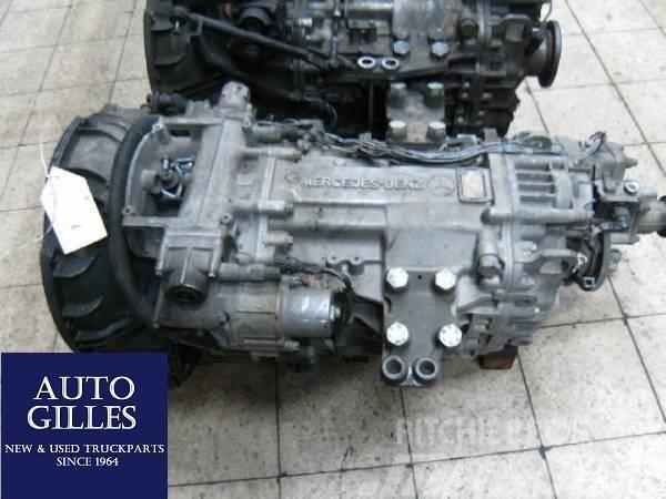 Mercedes-Benz Actros G211-16 EPS / G 211-16 EPS LKW Getriebe
