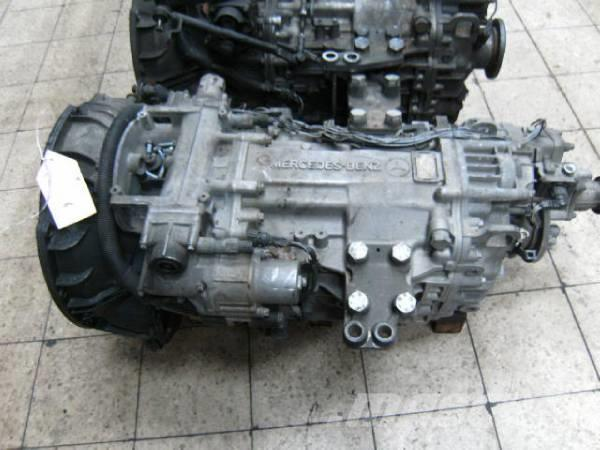 Mercedes-Benz Actros G211-16 EPS / G 211-16 EPS