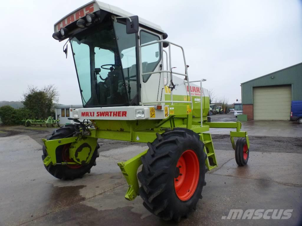 CLAAS MAXI   468 Hours