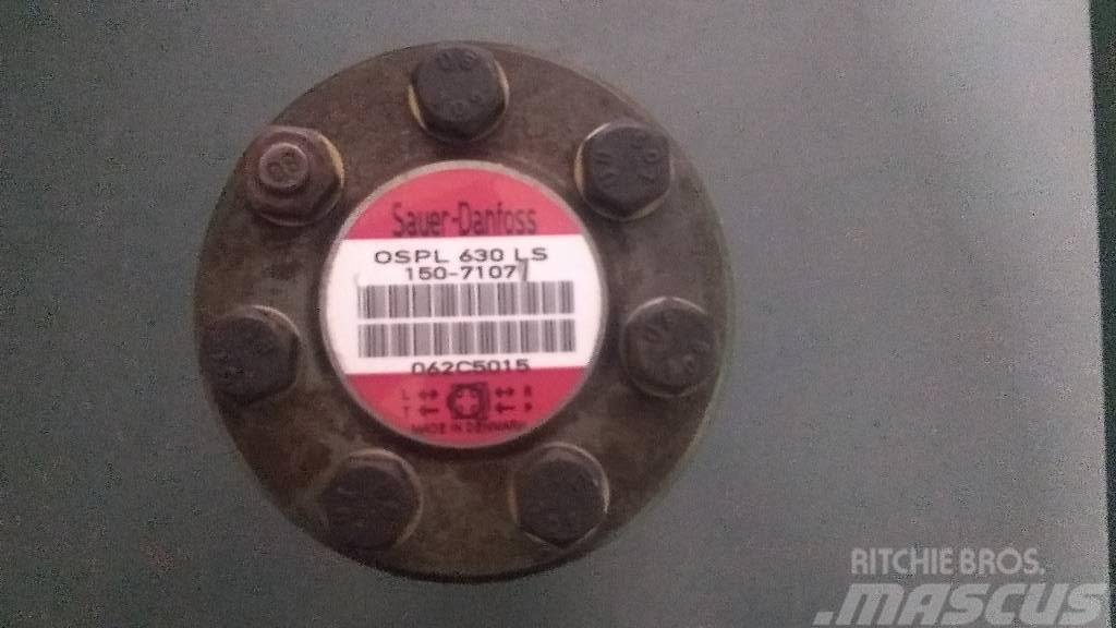 Danfoss OSPL 630 Orbitrol