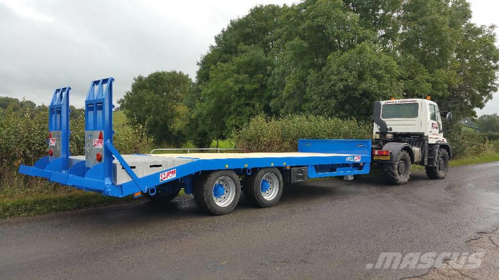 JPM Trailers 19t Low Loader