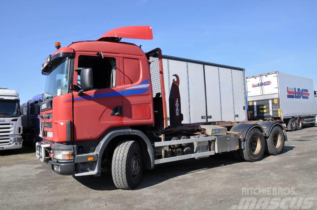 Scania 164 6X2 480