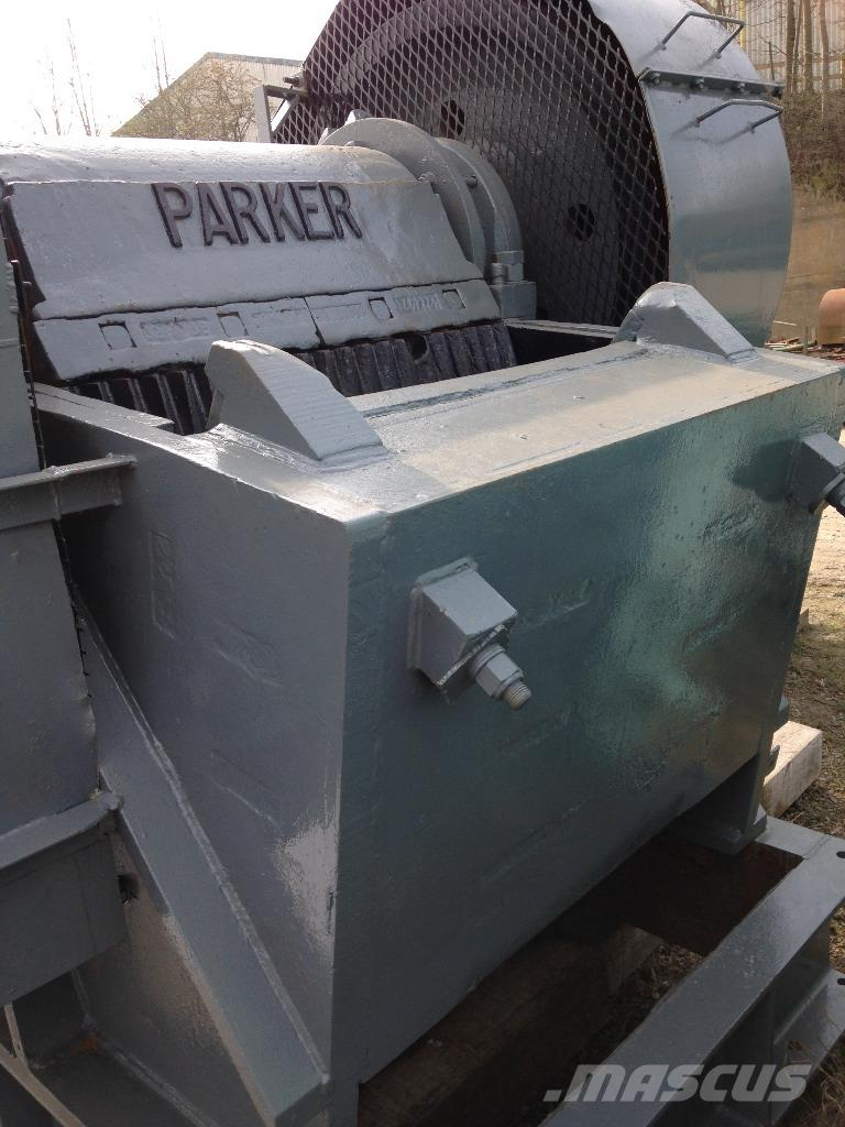 "Parker 36"" x 10"" / 900 x 250 mm ST Jaw Crusher"