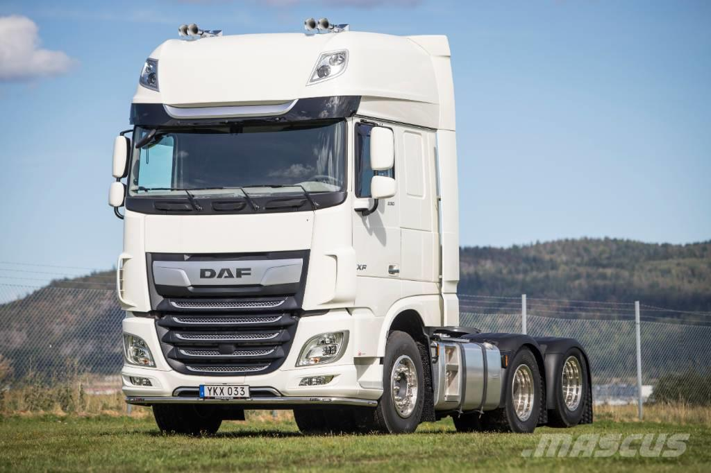DAF XF 530 FTS - Nordic Edition