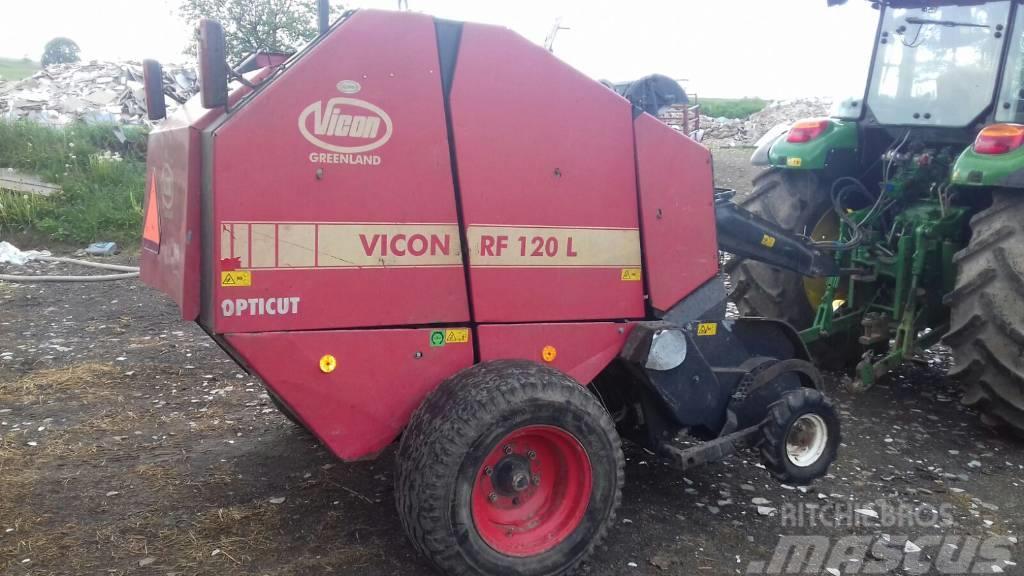 Vicon RF 120