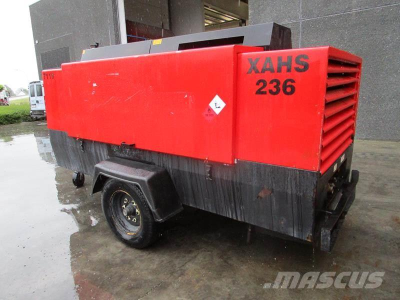 Atlas Copco XAHS 236 - N