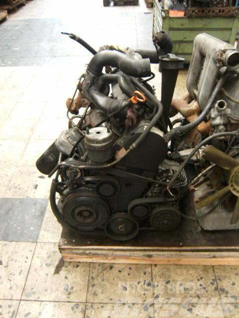 Volkswagen T4 2,5 TDI ACV, 2000, Motorer