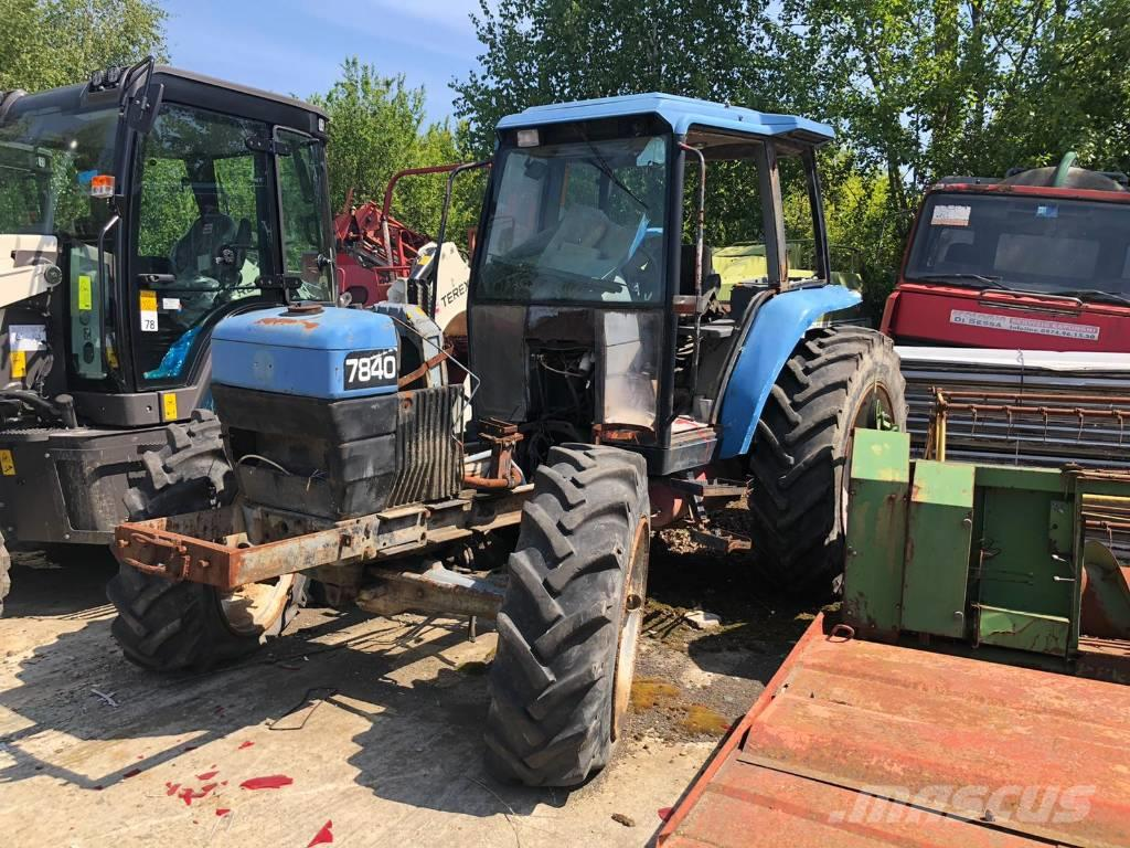 Ford / New Holland For parts 7840