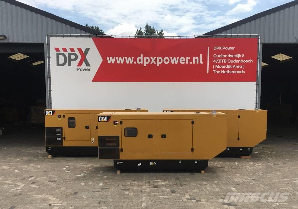 Caterpillar DE250E0 - C9 - 250 kVA Generator - DPX-18019