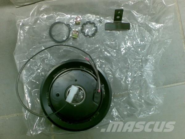 Bell Air Con Coupling/Clutch