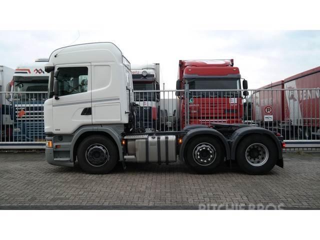 Scania G 410 6X2 EURO 6 ADR