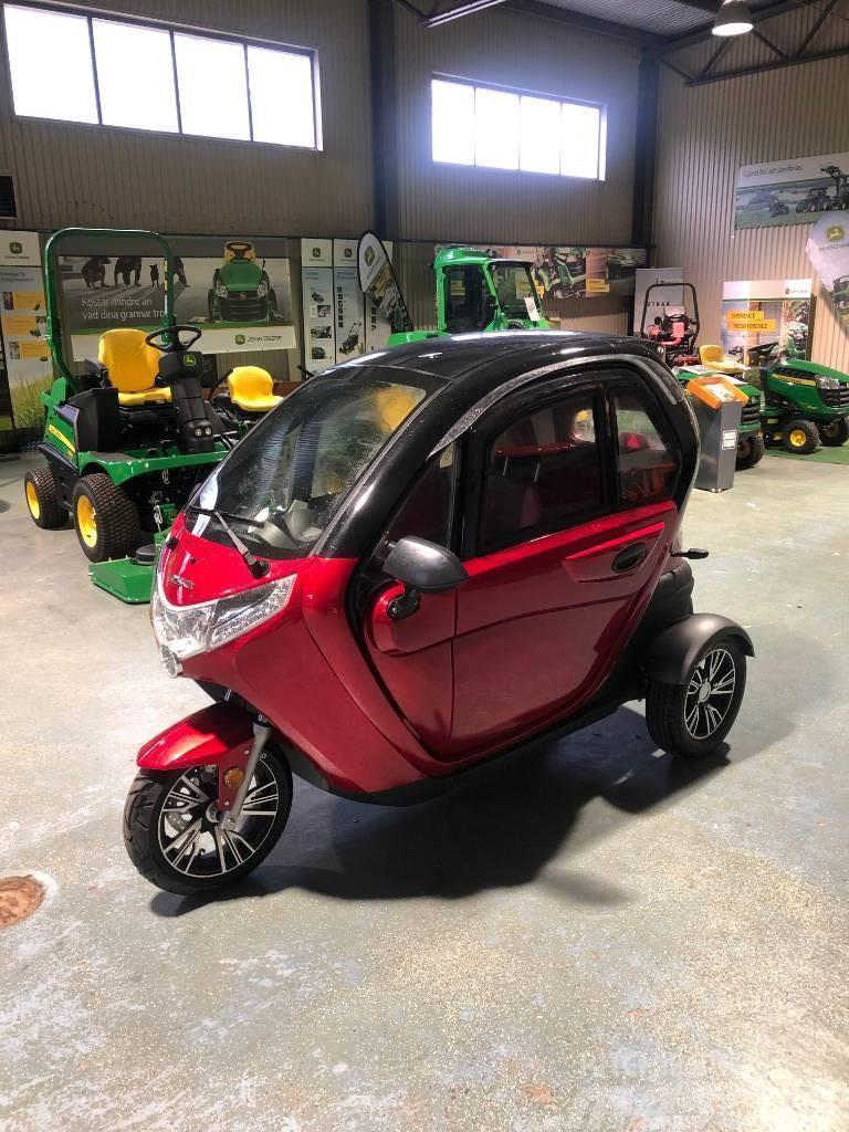 [Other] Skand Mopedbil Elskoter Gomoto 3.3