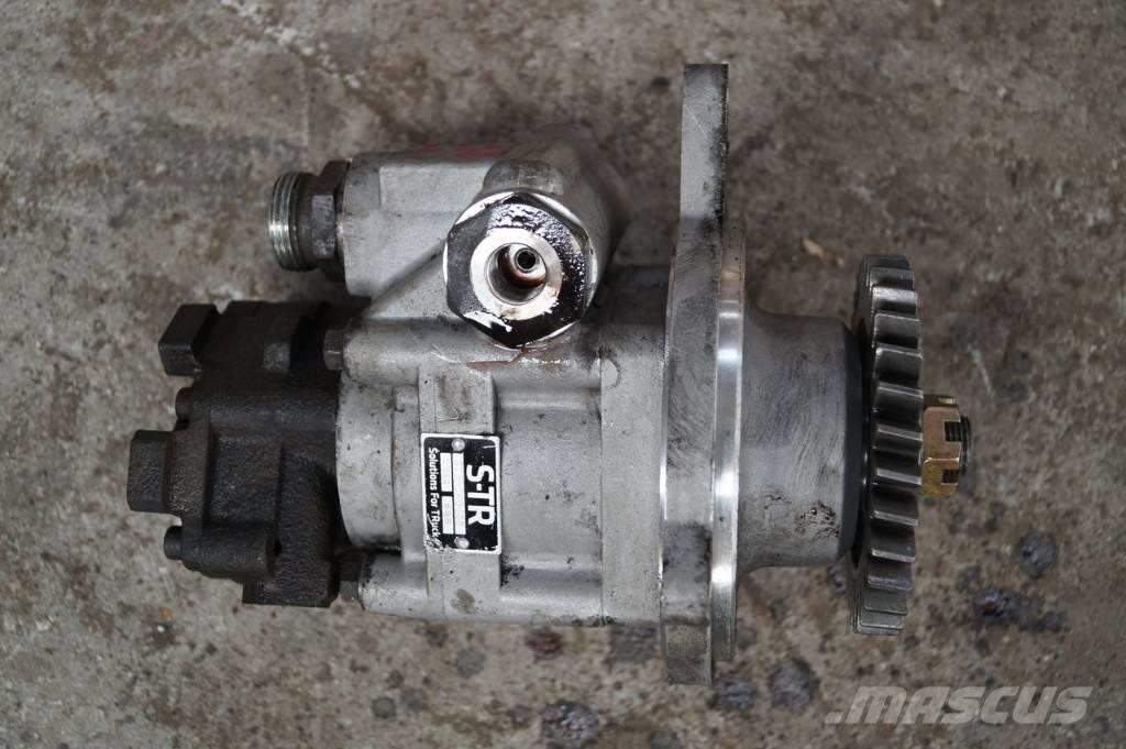 Renault Premium DXI / POWER STEERING PUMP WITH FUEL PRE-PU