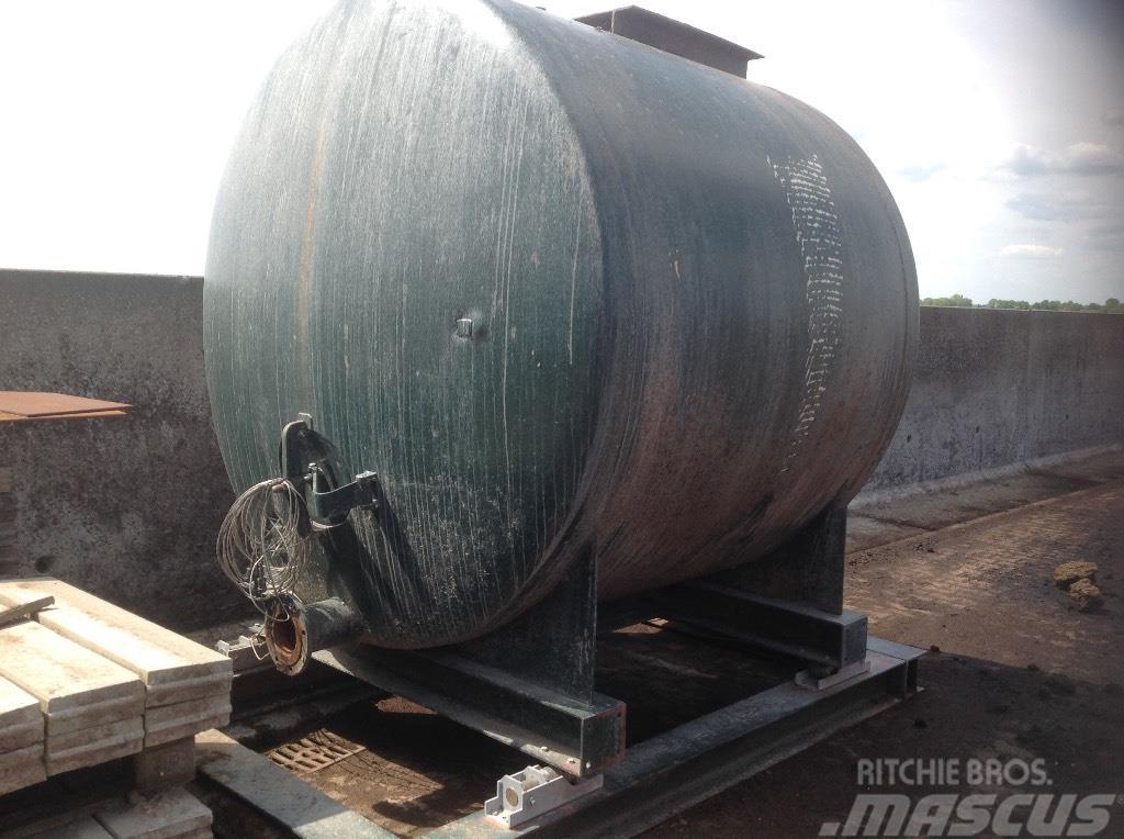 [Other] Eigenbouw Vloeistof meng tank