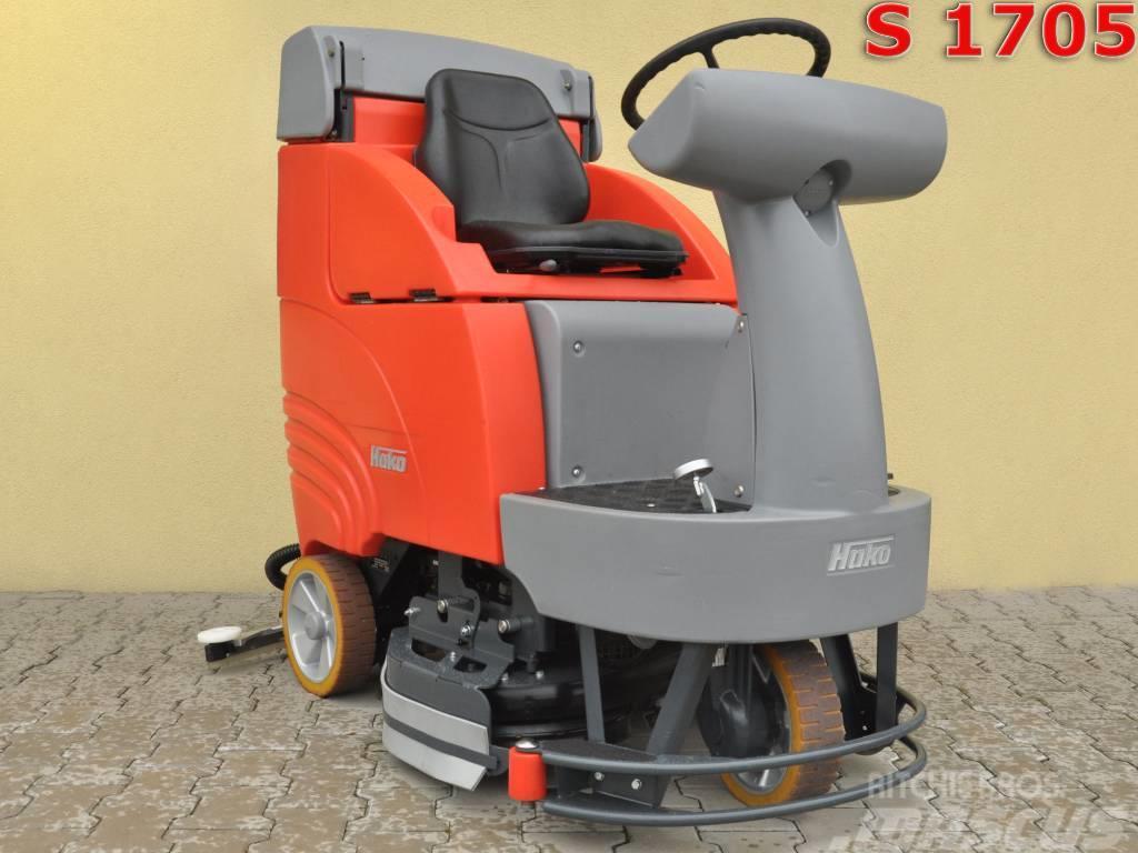 [Other] Scrubber dryer HAKO B 750 R