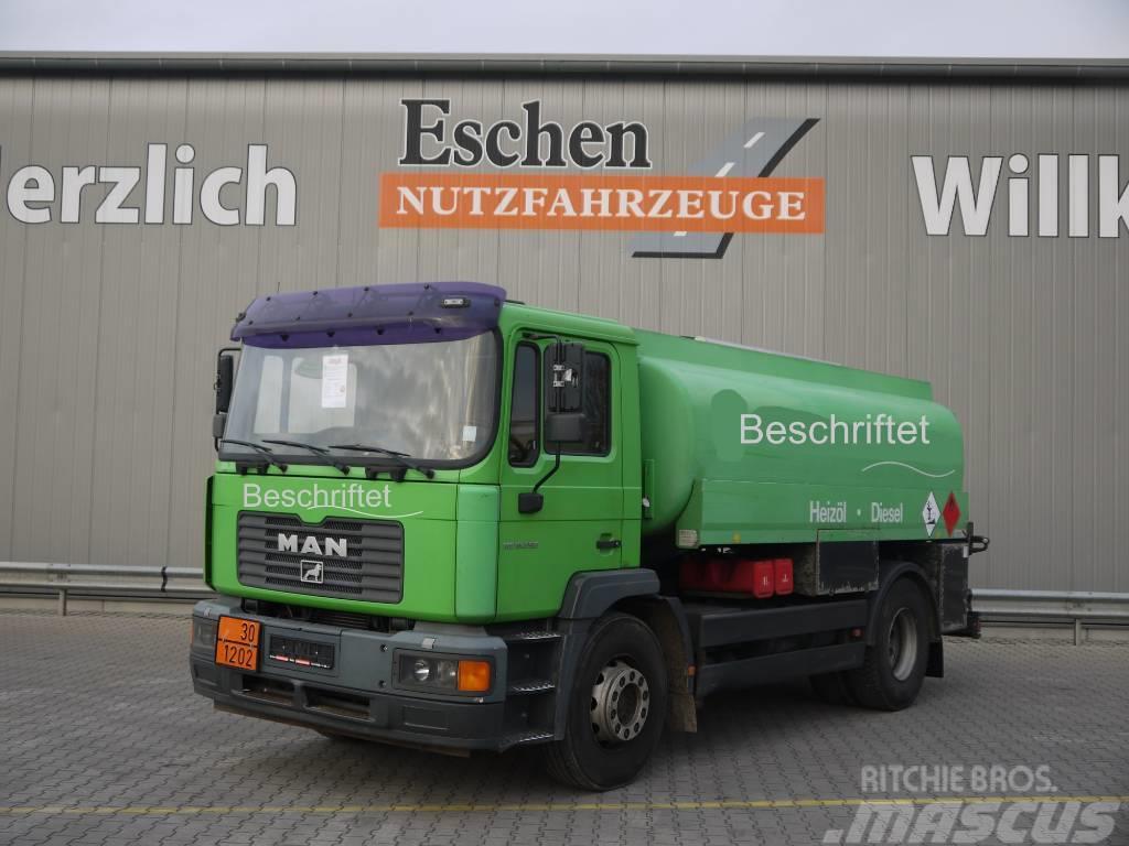 MAN ME 18.250L, Esterer A3, 14.200 Ltr.