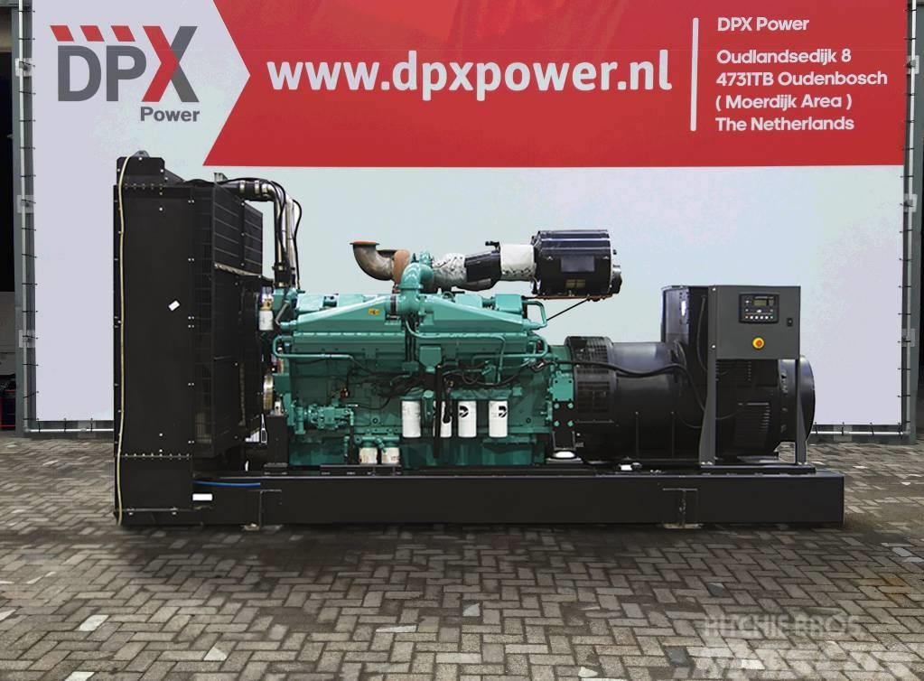 Cummins QSK78G9 - 3.000 kVA Generator - DPX-15527