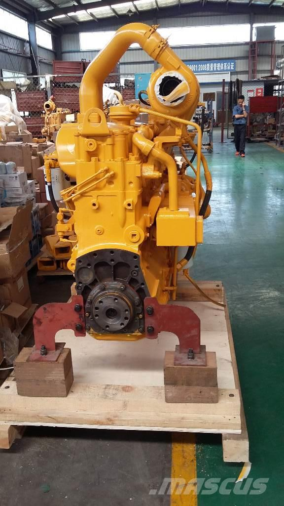 Cummins rebuilt engine NT855-C280