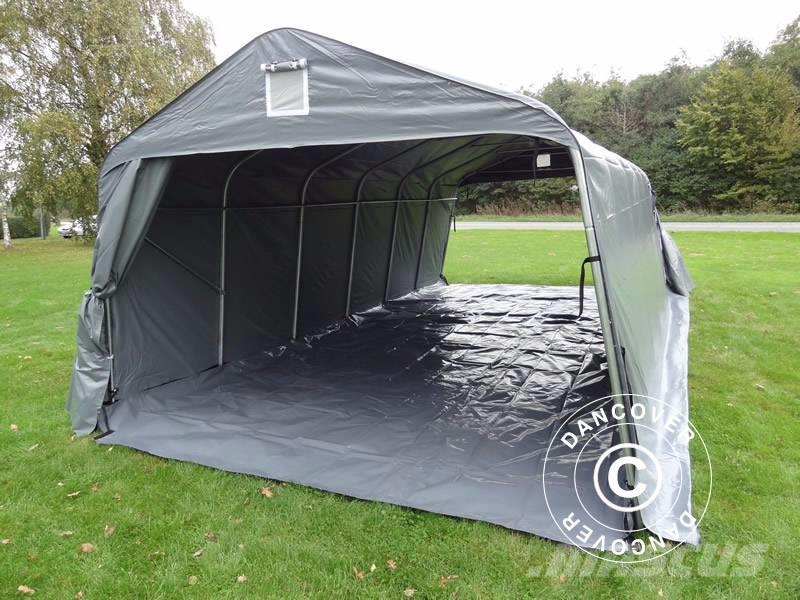 used dancover portable garage 3 6x7 2x2 68m pvc lagertelt other year 2017 price 713 for sale. Black Bedroom Furniture Sets. Home Design Ideas