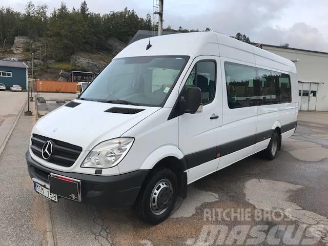 Mercedes-Benz Sprinter 516 22 pass -12